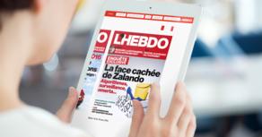 Application ipad L'Hebdo